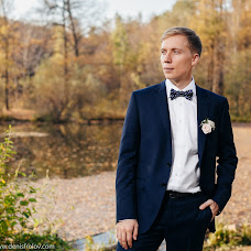 Wedding photographer Denis Frolov (DenisFrolov). Photo of 20.02.2017