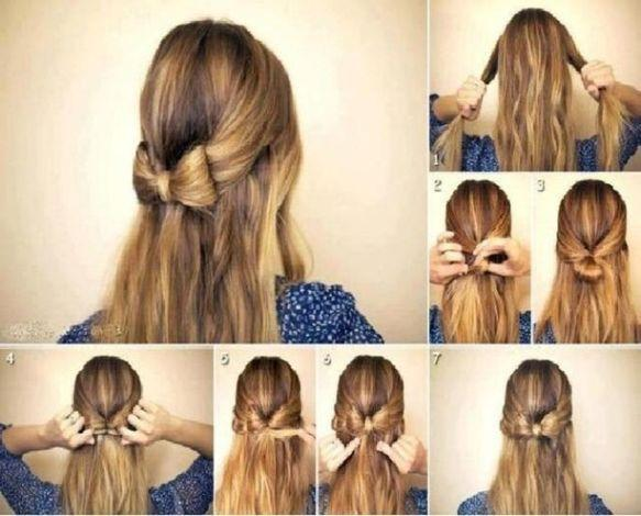 Hairstyles Step By Step some Hairstyles Step By Step 2017 Screenshot