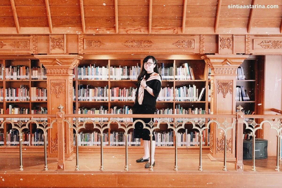 Perpustakaan Habibie dan Ainun