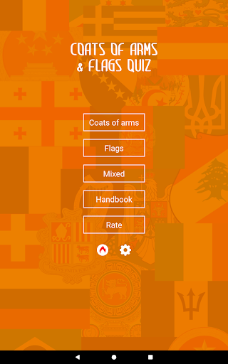 Flags of the World & Emblems of Countries: Quiz 2.11 screenshots 9