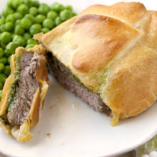 Beef Wellingtons for Two.