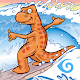 Sid Surfa Saurus - The Surfing Dinosaur!