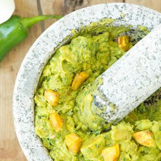 Sweet Plantain Guacamole