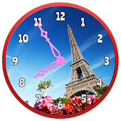 Paris Clock Widget