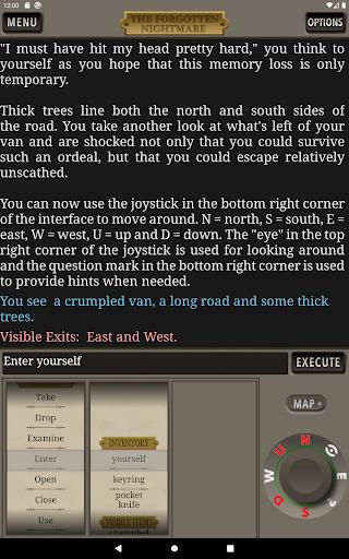 The Forgotten Nightmare Adventure Game moddedcrack screenshots 6