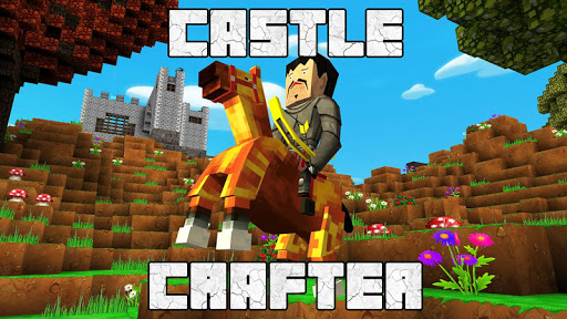 Castle Crafter - World Craft screenshots 1