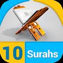 Last 10 Surahs of Quran icon