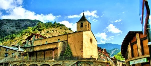 Hotéis Baratos em Andorra