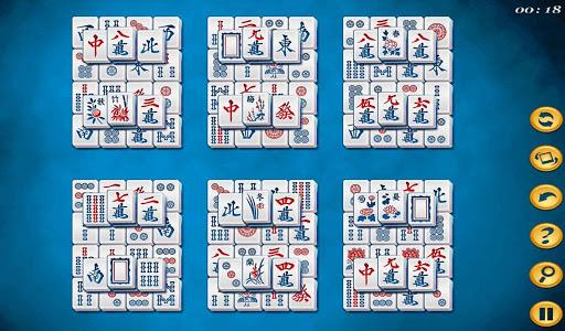 Mahjong Deluxe Free apkpoly screenshots 3