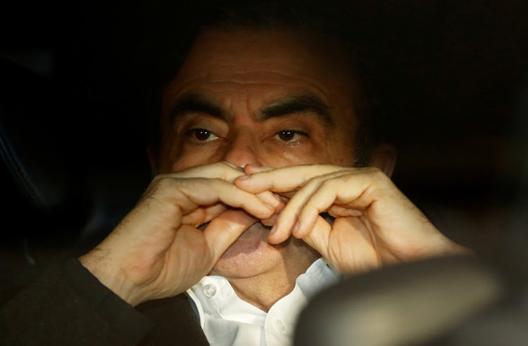 Carlos Ghosn's Middle East adventure may cost him everything