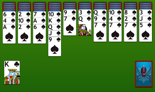 Spider Solitaire Classic 2.5.2 screenshots 7