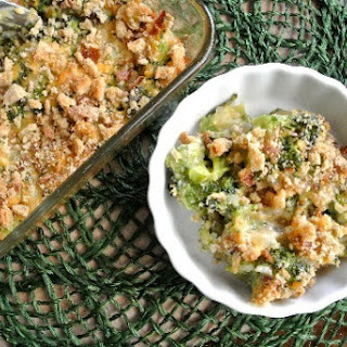 The New Broccoli Casserole