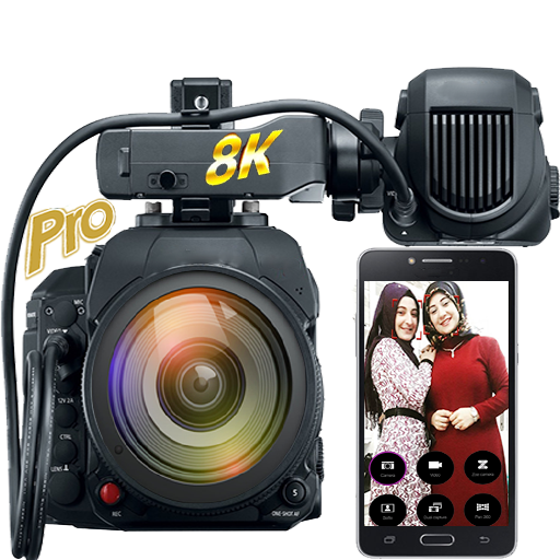 8K Pro En Iyi Camera