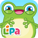Lipa Frog icon