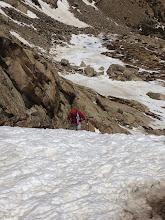 Photo: Climb to Chasm Lake