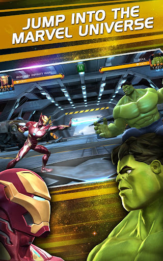 MARVEL Contest of Champions  screenshots 17