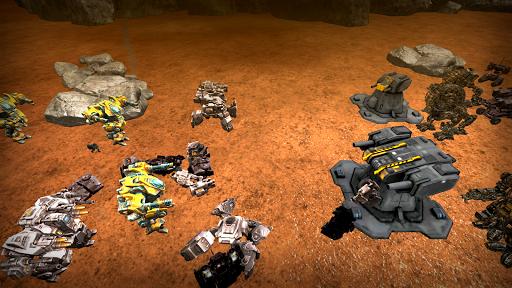 Mech Simulator: Final Battle ss2