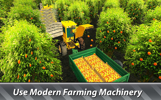 ud83dude9c Farm Simulator: Hay Tycoon grow and sell crops apkpoly screenshots 3