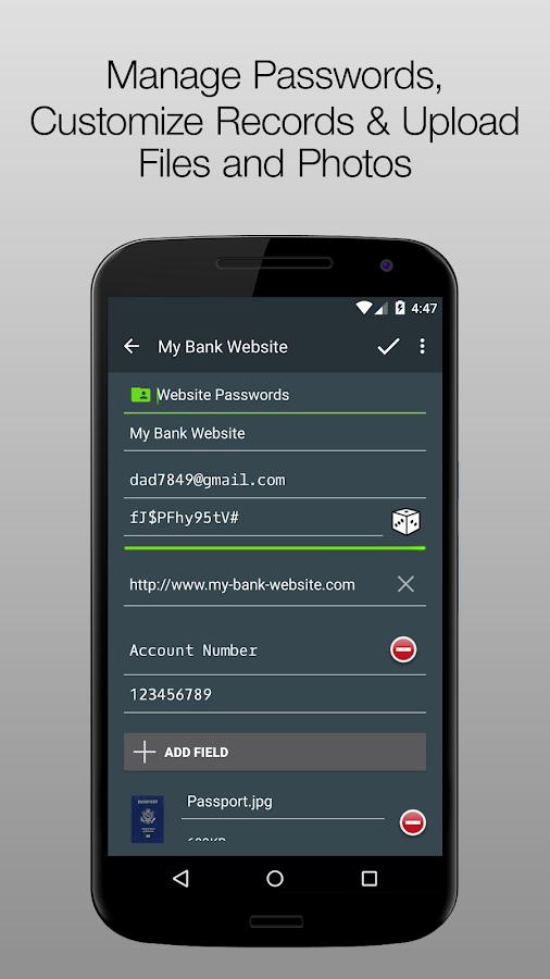 Keeper® Password Manager- screenshot