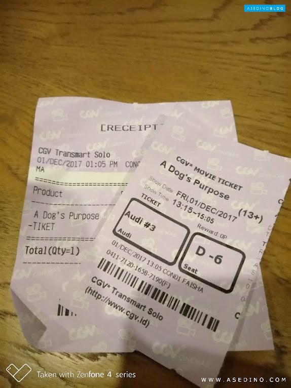 Ngintip Cgv Cinemas Transmart Pabelan Sukoharjo Solo Asedino
