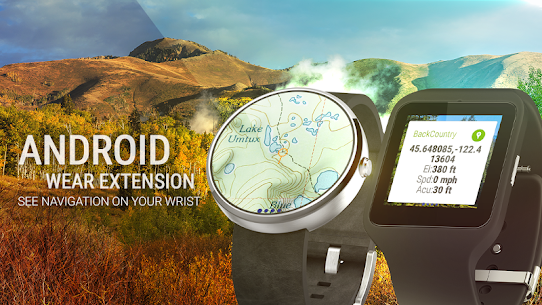 BackCountry Navigator TOPO GPS PRO v5.6.1 Mod APK 7