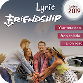 Friendship Lyrical Video Status Maker With Song Android APK Download Free By My Photo Lyrical Video Status