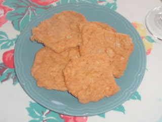 Potato Chip Cookies Recipe
