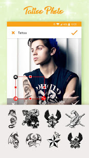 Tattoo, Photo Editor and Photo Collage