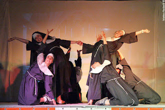Sister Act - The Musical a Casa Saretta
