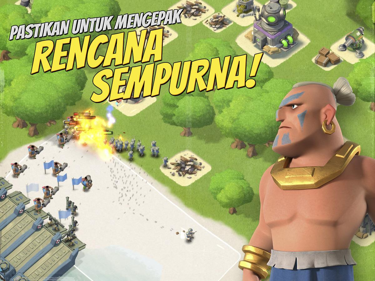 Boom Beach Apl Android Di Google Play