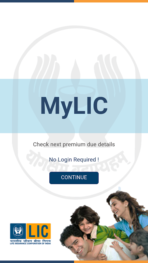 MyLIC- screenshot