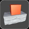 cute cube jump - Cube highscore icon