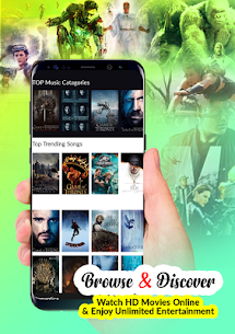 Free Full HD Movies 2019  App Download For Android 6