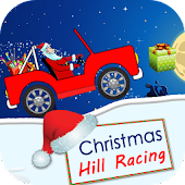 Christmas Hill Climb Racing