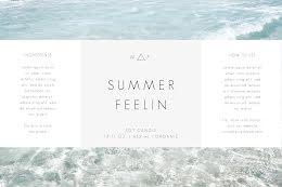 Summer Feelin - Label item