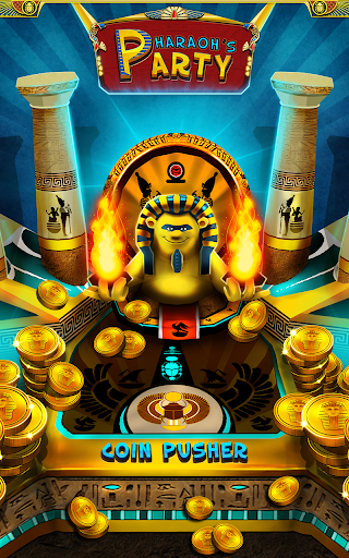 Download: Pharaohs Party: Coin Pusher Modded APK - Android Data Storage