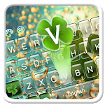 Clover Of Spring Waterdrop Icon