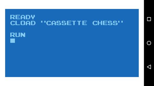 Cassette Chess