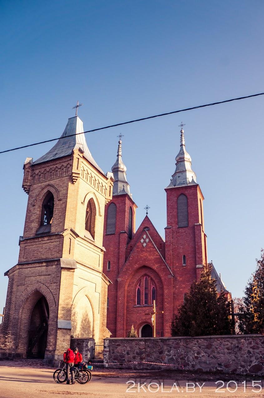 Касцёл Святога Яна Хрысцiцеля.