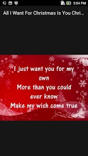 All I Want For Christmas Is You Offline - náhled