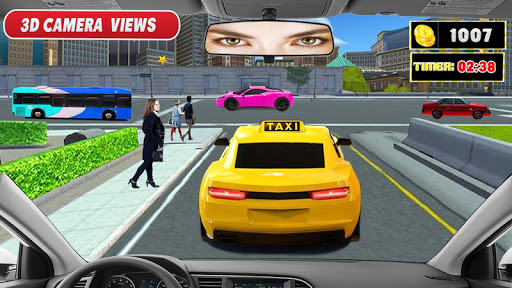 New York Yellow Cab Taxi Driver 2018  screenshots EasyGameCheats.pro 1