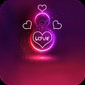 一颗爱情的心-宝软3D主题 icon
