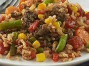Beef & Rice Recipe