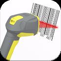 QR code scanner barcode :prank icon