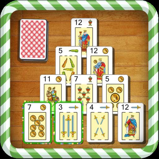 Solitarios de cartas (con la baraja española)