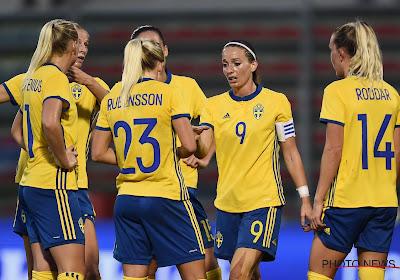 Zweden verrast Duitsland op WK vrouwenvoetbal