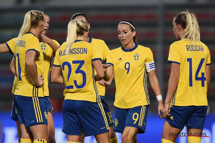Zweden klopt Chili pas nadat wedstrijd werd stilgelegd vanwege apocalyptische omstandigheden