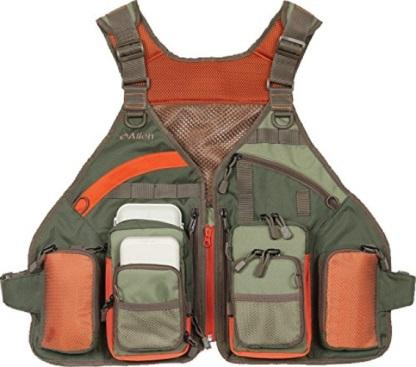 Allen Company Big Horn Fishing Vest Chest Pack.