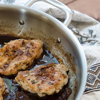 Maple Balsamic Chicken Breast Recipes