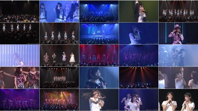 190507 (720p) NMB48 山本彩プロデュース 研究生「夢は逃げない」公演